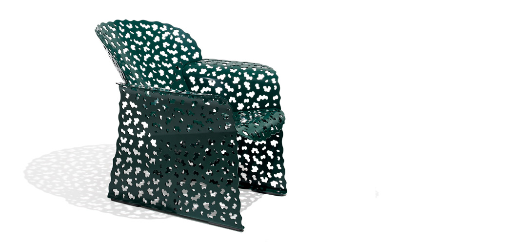 Topiary Lounge Chair Knoll