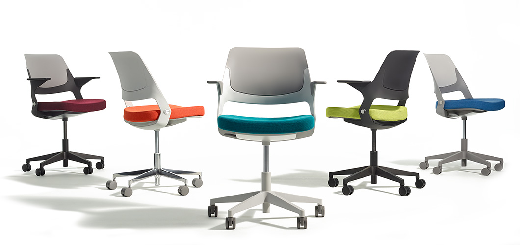 Ollo Light Task Chair by Knoll