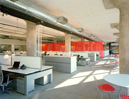 Knoll NY Showroom and Offices