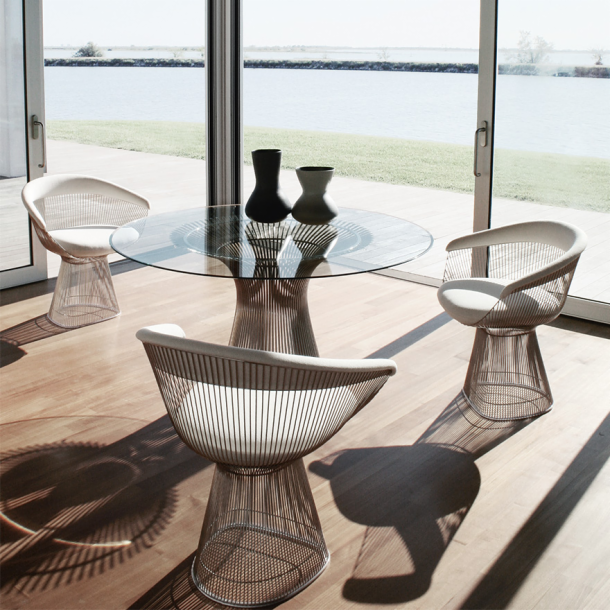 Platner Arm ChairKnoll