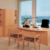 Reff Private Office with Ricchio Chairs