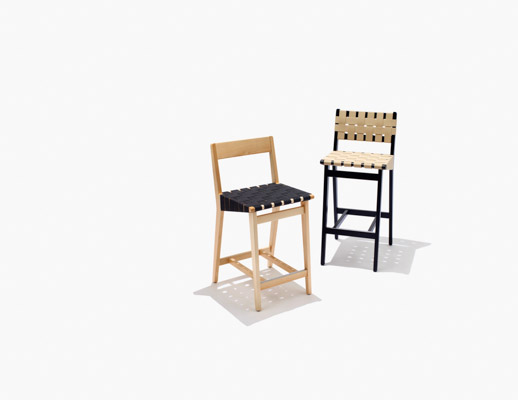 Jens Risom counter stool barstool hospitality residential contract