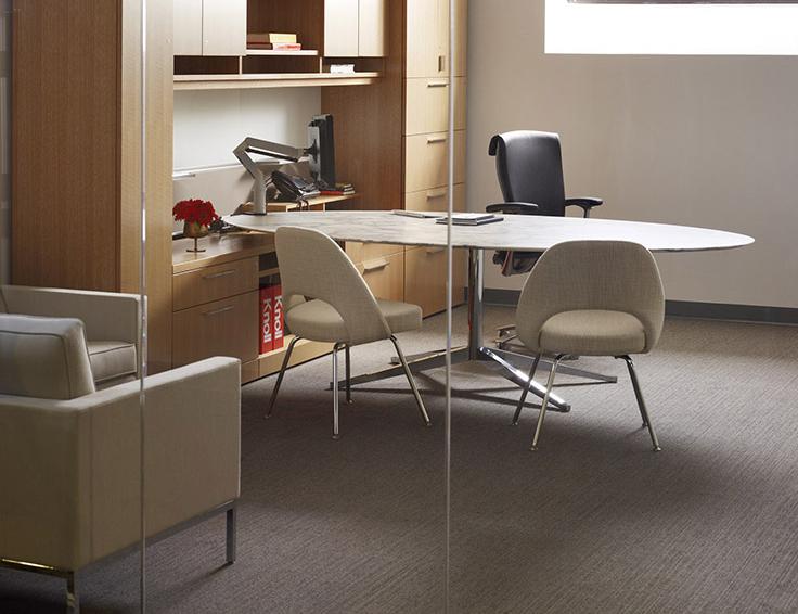 Florence Knoll Table Desk Knoll
