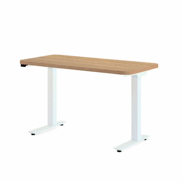 "Hipso Height‑Adjustable Desk - 51"" x 24"""