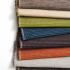 The Hallmark Collection KnollTextiles Calypso Caraway Pumice Spearmint Lsle Myth Bonfire Soapstone Allure Polyester Nylon Recycled Polyester multi-use novelty yarn tri-colored texture warm/neutrals neutrals gray grey orange purple blue green beige