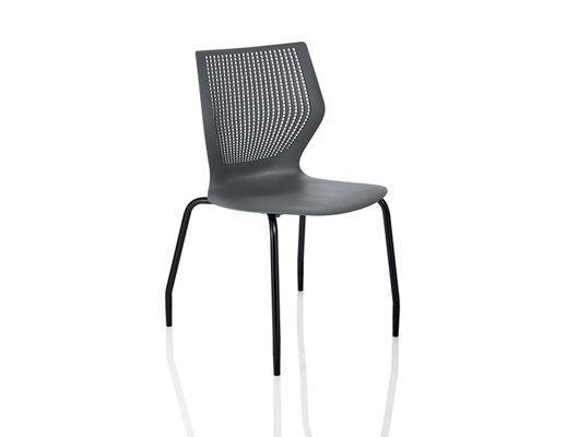 multigeneration by knoll stacking chair