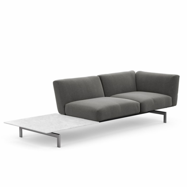 Avio Two Seat Sofa with Table
