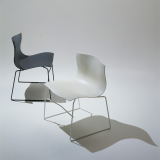 Knoll Vignelli Associates Handkercief Chair