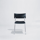 CHIP Stacking Side Chair with Seat Pad