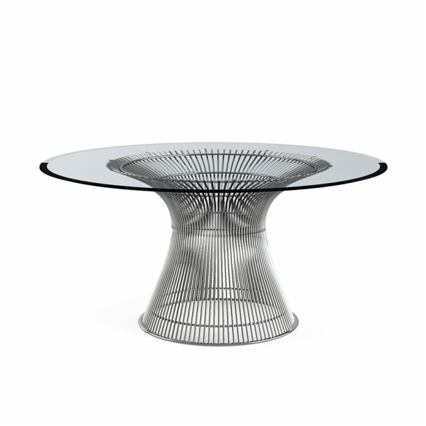 "Platner Dining Table - 60"" Round"