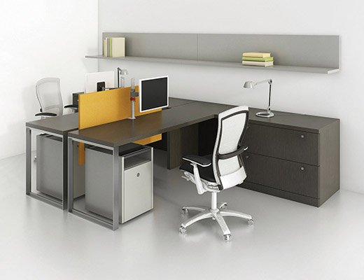 Knoll Reff Traditional Shared Office