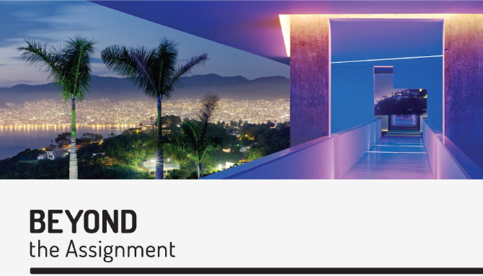 Beyond the Assignment Knoll Sponsored Exhibit Opens at Julius Shulman Institute at Woodbury University