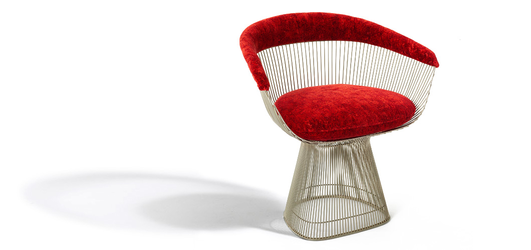 Beau Knoll Platner Arm Chair By Warren Platner