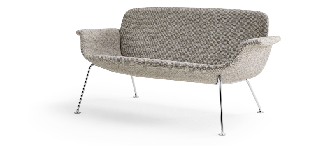 KN05 Settee by Piero Lissoni for Knoll