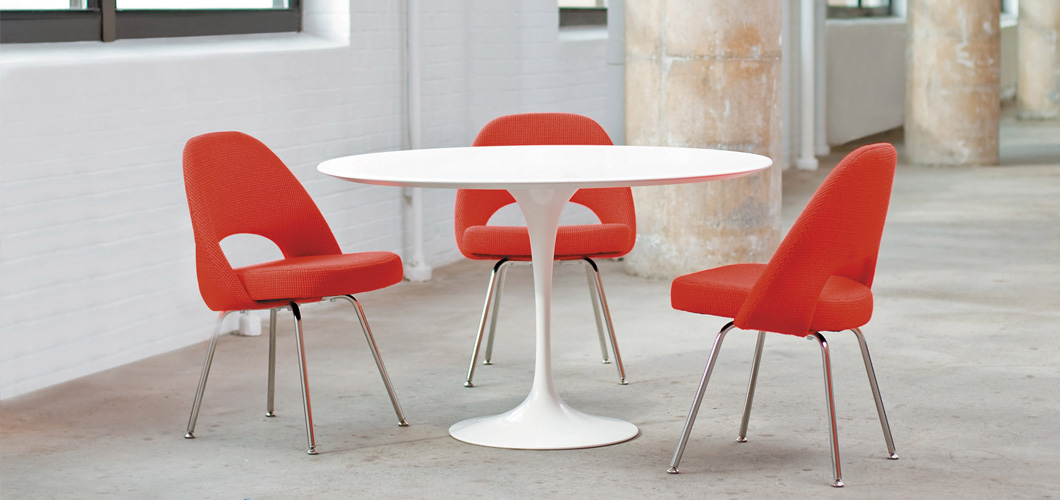Saarinen Dining Table Round Knoll