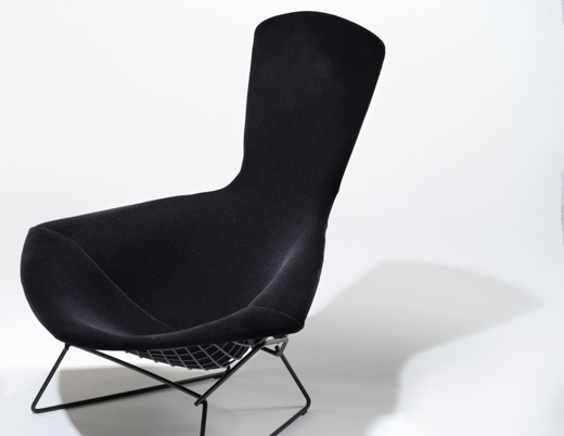 ... Harry Bertoia Bird Chair Knoll Velvet KnollTextiles ...