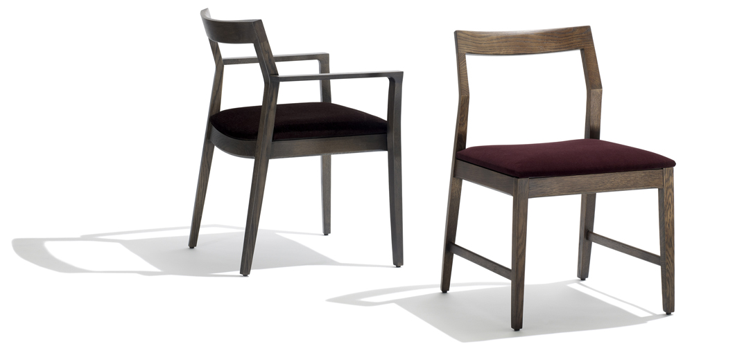Knoll Krusin Side Chair by Marc Krusin
