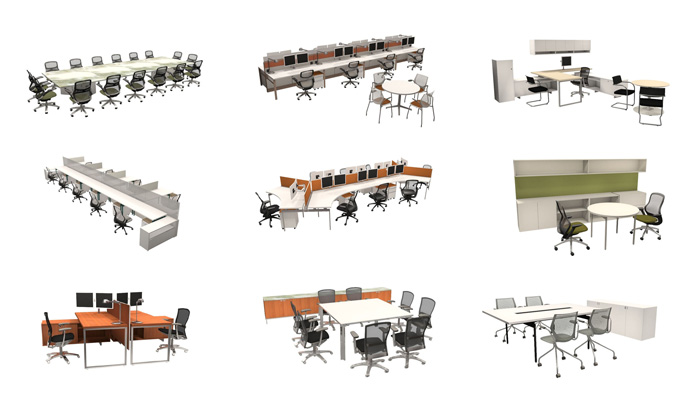 Office Seating Design And Planning Knoll