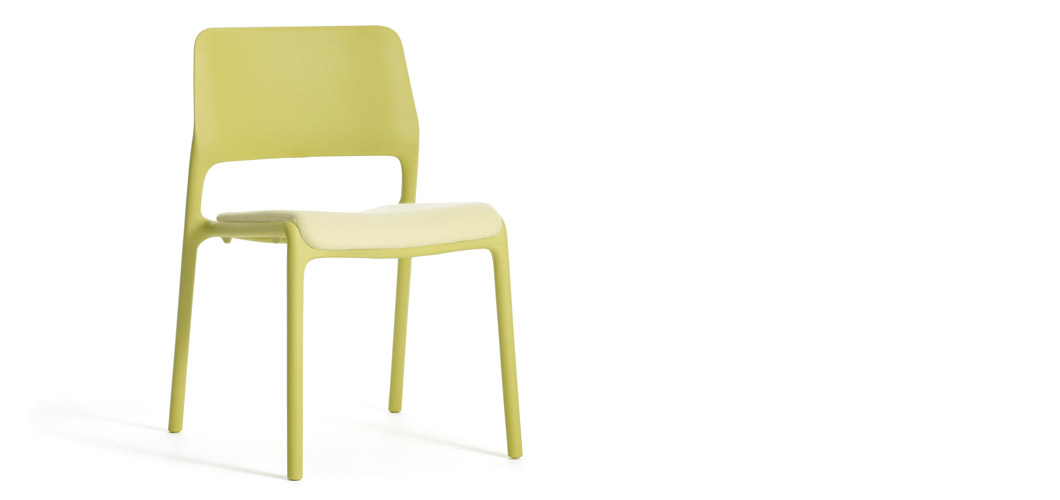 Knoll Chadwick Spark Side Chair by Don Chadwick