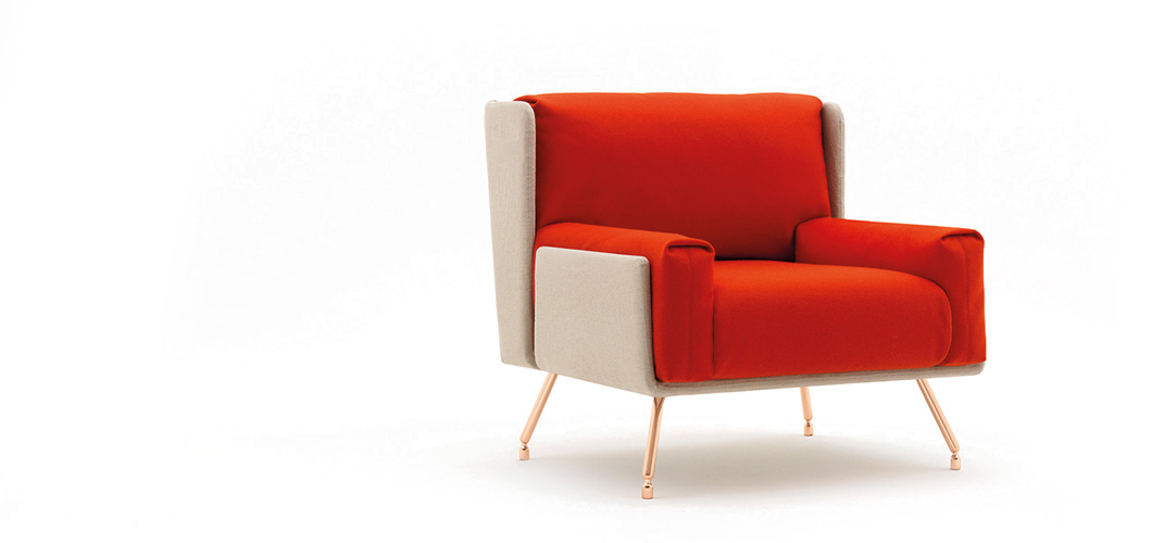 Knoll AA Residential Lounge Chair