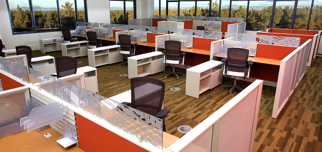Les Schwab Open Place Offices Knoll Project Profile