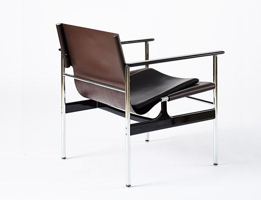 Ordinaire ... Knoll Pollock Arm Chair Back ...