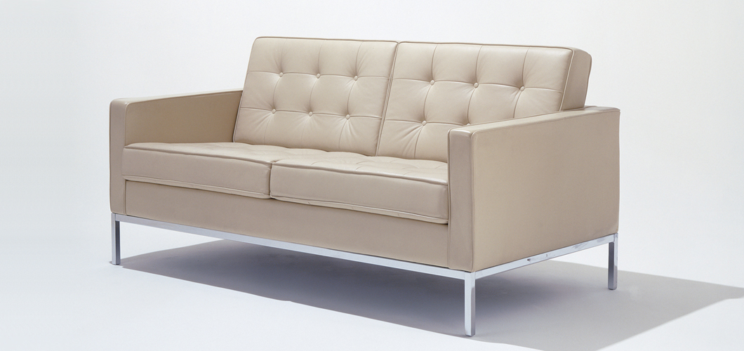 Superbe ... Knoll FKB Settee By Florence Knoll ...