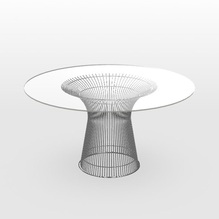 Page Platner Dining Table