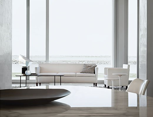 Mies van der Rohe Krefeld Sofa and Lounge Chair Collection