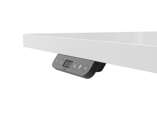 k. bench digital switch ergonomics technology height adjustable benching