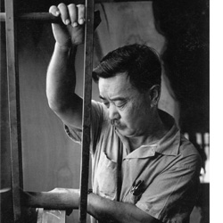 Knoll Designer George Nakashima