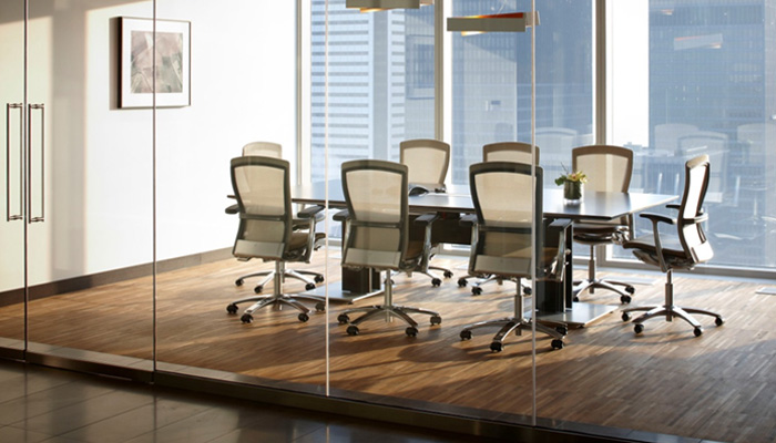 Coference Room with Life® Chairs