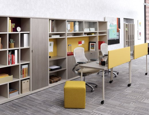 Template Storage from Knoll
