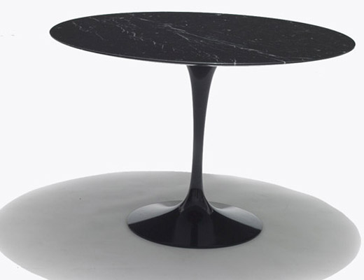 Saarinen Table Round Knoll