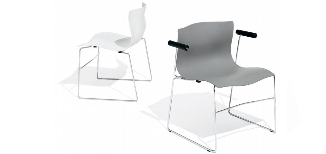 Nice Knoll Vignelli Handkerchief Chair By Massimo And Lella Vignelli