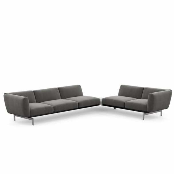 Avio Five Seat Sofa with Table