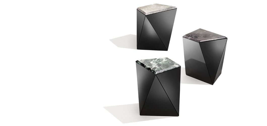 Washington Prism Side Table by David Adjaye