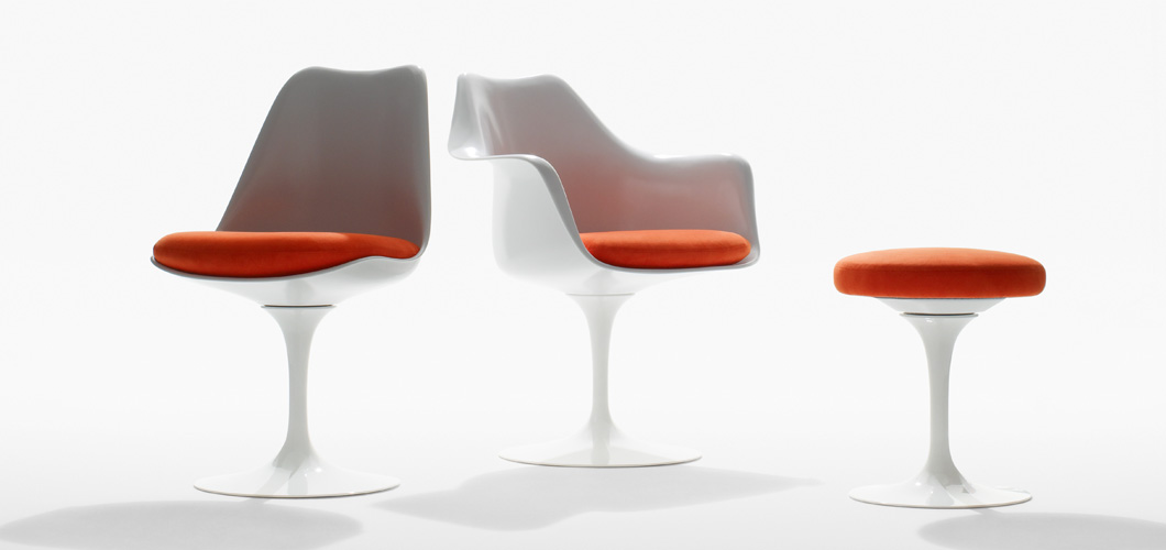 knoll tulip chair 1