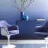 KnollTextiles The Well Suited Collection  Upholstery Wallcovering Bella Bespoke Wall