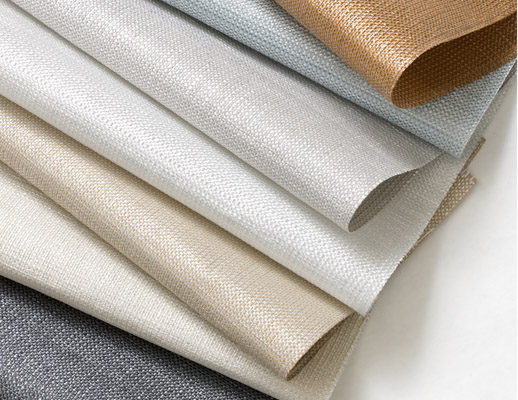 The Hallmark Collection KnollTextiles Apollo Carame Windmill Frosted Marshmallow Quicksilver Flax Magic 100% Polyethylene WallCovering Made in the USA