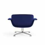 kn01 low back chair piero lissoni lounge chair side chair