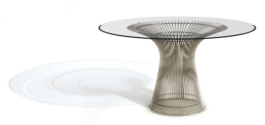 Knoll Platner Dining Table by Warren Platner