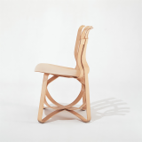 Knoll Frank Gehry Bentwood Hat Trick Chair