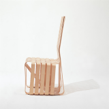 Knoll Frank Gehry Bentwood High Sticking Chair
