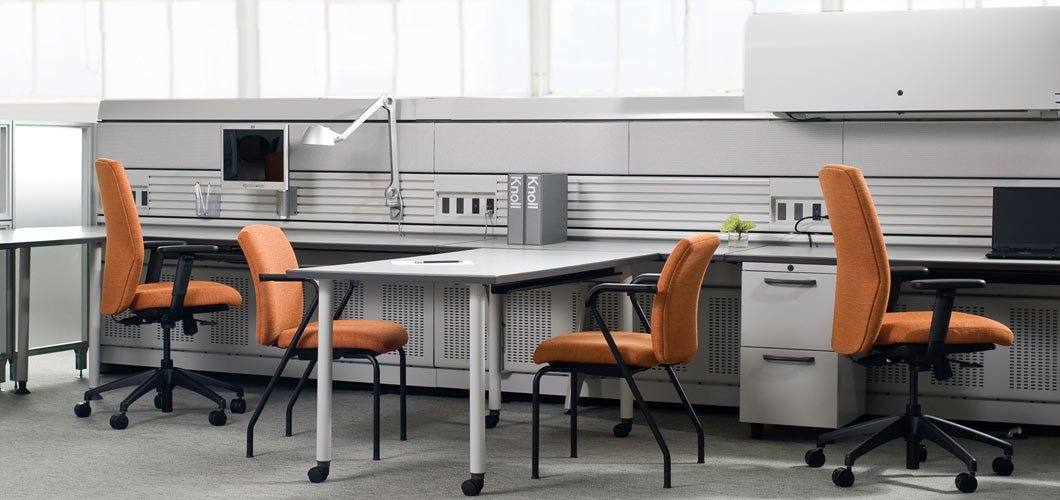 Currents Open Plan Office System Knoll