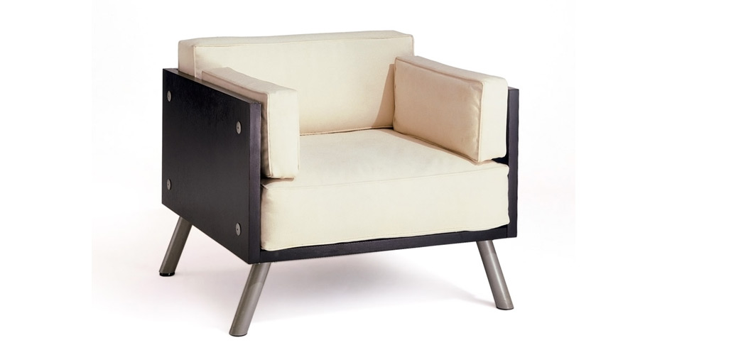 Knoll Stamberg Aferiat Salsa Lounge Chair