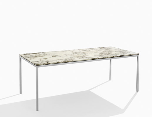 Florence Knoll Marble Dining Table ...