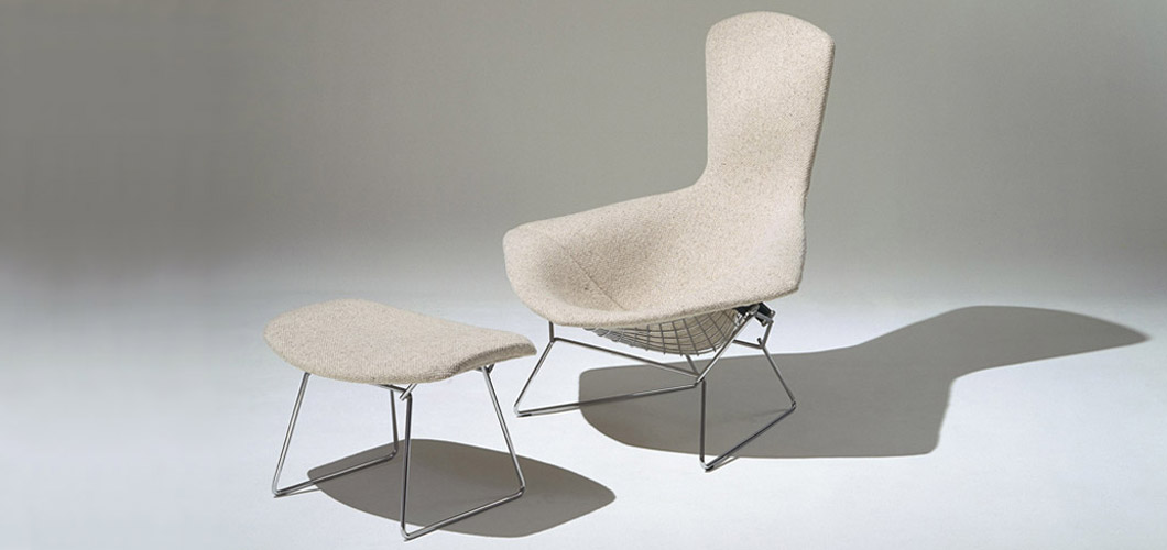 Knoll Bertoia Bird Chair by Harry Bertoia