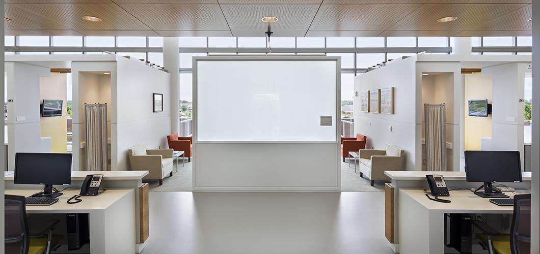 Exterior: Ann B Barshinger Cancer Institute At Lancaster General