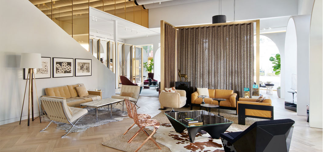 Knoll Los Angeles Home Design